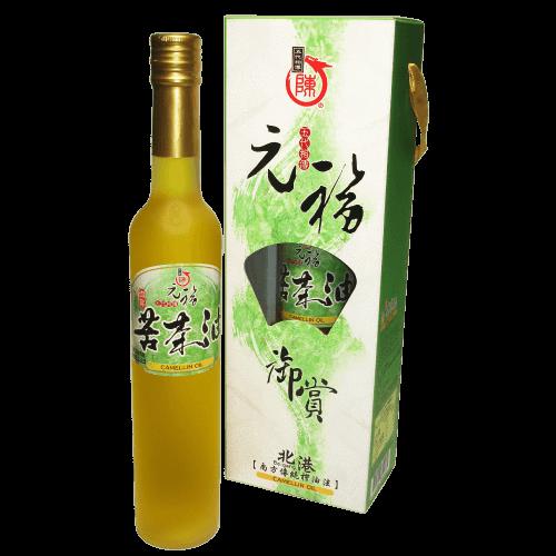 御賞苦茶油(禮盒裝)